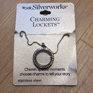 Silverworks charming lockets